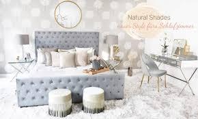 shades bedroom schlafzimmer in naturtönen looks