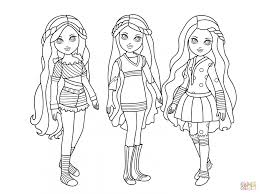 Large Size Of Coloring Pagescoloring Pages Dolls Good Doll 62 In Line Drawings With