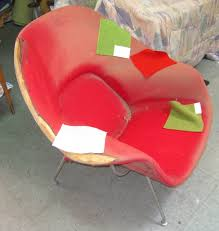 Womb Chair Replica Canada by Knoll Womb Chair View In Gallery Add Gentle Green Accents With