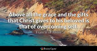 Above All The Grace And Gifts That Christ Gives To His Beloved Is Of