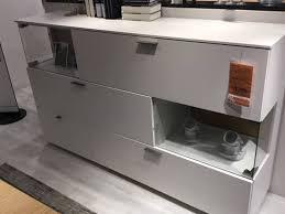 venjakob sideboard kristallweiß matt glas wohnzimmer xxxlutz heilbronn