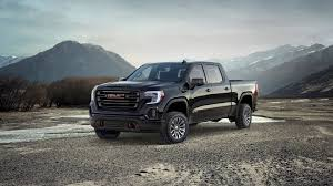 GMC Introduces New Off-Road Subbrand With 2019 Sierra AT4 - The Drive Chevy Dealer Nh Gmc Banks Autos Concord 2019 All New Sierra 1500 Crew Cab Denali 4x4 62l At Wilson Trucks Suvs Crossovers Vans 2018 Lineup Price Lease Deals Jeff Wyler Florence Ky In Duluth Rick Hendrick Buick Custom And Edmton Ab Canyon 2015 Carbon Editions Add Sporty Looks Substance Luxury Vehicles Seattle Dealer Inventory Bellevue Wa