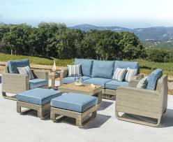 Sirio Patio Furniture Replacement Cushions by Luxury Outdoor Furniture Starsong