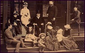 Ulysses Grant And Family