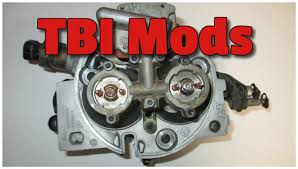 100 Chevy Truck Performance Parts TBI Mods How To Get The Most Power And Horse Power From Your TBI