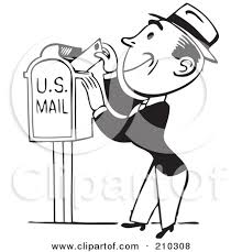 Mail Clipart 28