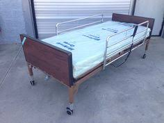 Medline Hospital Bed by Medline Mdr107004 Bariatric Bed Full Electric Hd With Hill Rom