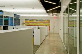 Override Switches Allow User Customization Of Their Workspace As A Spin On Regimented Office Lighting Custom Designed LED