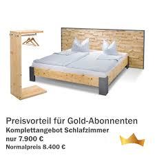 komplettangebot schlafzimmer aus massivem zirbenholz