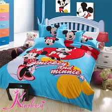 Minnie Mouse Queen Bedding by Mickey Minnie Mouse Bedding Set Queen Bed Set Sheet Home Textile