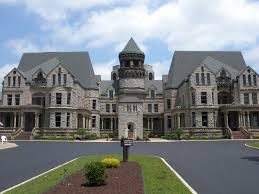 Mansfield Prison Tours Halloween 2015 by Finding Bibelots Ohio State Reformatory