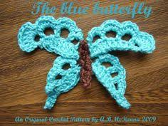 crochet How To Crochet Letters A B P and C Yarn Scrap
