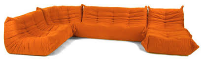 Modway Waverunner Sofa Set by Downlow Sofa Set 5 Piece Set Contemporary Sectional Sofas