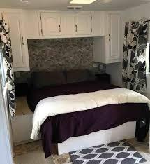 Rv Bedroom Remodel Literarywondrous Cool Small Ideas Picture Rhpitbullfootwearcom Furniture The Interior Design Designua
