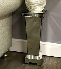 kleine podest beistelltisch venezianischer spiegel möbel