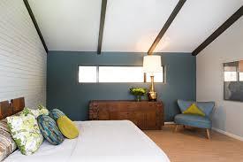 25 Bright Mid century Modern Bedroom Designs