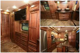 5th Wheels With 2 Bedrooms by Luxury 5th Wheel