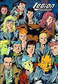 The Legion Five Years Later By Keith Giffen And Al Gordon