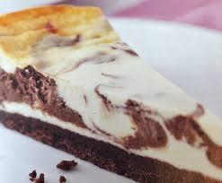marmorierter brownie käsekuchen
