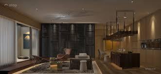 100 Modern Balinese Design Industrial Kitchen Living Room Condominium Design