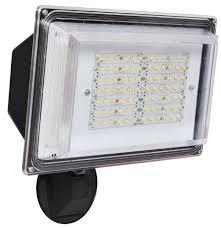 ledsl42bz led outdoor security light 42 watt home