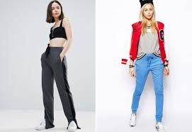 Classic Fashion Pants Autumn Winter 2017 2018 On The Background Of Original And Unusual Design Remains Basis Wardrobe A Modern