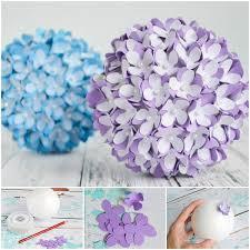 Paper Flower Ball