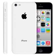 Apple iPhone 5c 16GB Unlocked White GSM WiFi Touchscreen