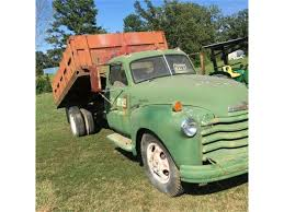 1949 Chevrolet Dump Truck For Sale | ClassicCars.com | CC-1121597 2018 Isuzu Nrr Dump Truck For Sale 2834 1975 F700 Dump Truck Gvwr Ford Enthusiasts Forums Hemmings Find Of The Day 1952 Reo Dump Truck Daily Michigan Trader Welcome Trucks For Sale In Chicago As Well 2002 F550 And Dumpster Rental 15 Cubic Yard Trailer Ann Arbor For Fabulous Ford Deanco Auctions Used Trucks In Pa Sterling Lt8500 3377 Landscape Trailers New