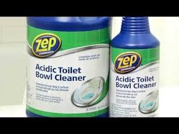 zep commercial acidic toilet bowl cleaner hd supply facilities