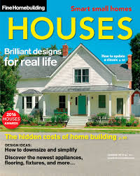 100 House And Home Magazines Issue 259 HOUSES 2016 Fine Building