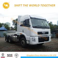 100 International Semi Trucks For Sale China 64 FAW Trailer Truck Tractor Tractor Truck
