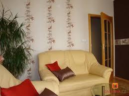 elegante tapeten im wohnzimmer heimtex ideen