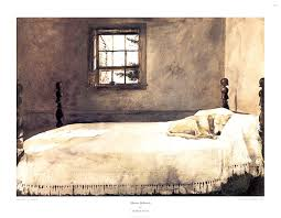 Andrew Wyeth Master Bedroom Canvas Ronnie And Georgia Master