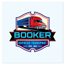 100 Jackson Trucking Modern Professional Company Logo Design For Booker