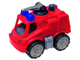 BIG Power Worker Mini Fire Truck - Altoys - Toys And More