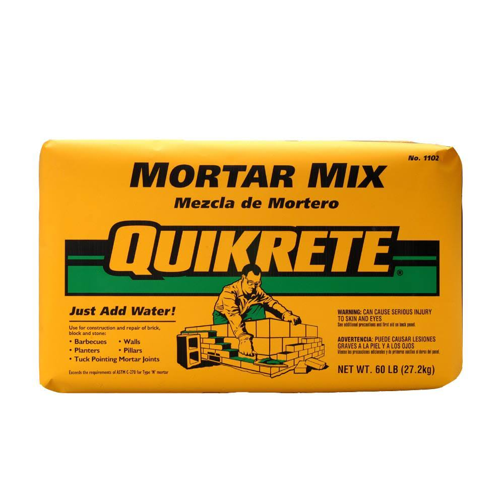 Quikrete Mortar Mix - 60lb