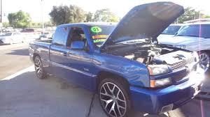 100 Chevy Truck Ss 2003 Chevrolet Silverado SS YouTube