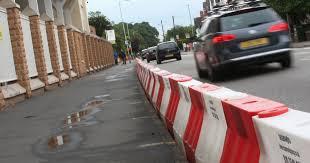 11 Best Bollards Ballards Crash Barriers Been Installed Near Trent Bridge To Ensure