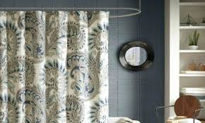 l shaped shower curtain rod bathroom modern with none ceiling