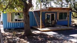 100 House Built From Shipping Containers 40ft Container Tiny For Less Than 20k