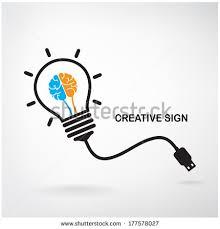 Creative Light Bulb Idea Concept Background Design For Poster Flyer Cover Brochure Business