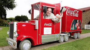 Grandad Turns Mobility Scooter Into Coca-Cola Truck For Cancer ... Inside Cacola A Ceos Life Story Of Building The Worlds Most 13 Surprising Companies That Still Give Out Peions You Can Now Have A Sleepover In Truck Ldon Evening Careers Atlantic Bottling Company Choosing Career As Driver Cacolas Christmas Caravan Kick Off Holiday Season The Coca Developing And Mtaing Driver Manager Relationship Delivery Shares His Favorite Parts What Every Coca Cola Driver Does Day Of The Year Makeithappy European Partners Liesbeth Ribbens New Coke Classic What Says About America Time Saves 6 Minutes Per During Loading Zetes