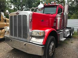 Peterbilt Conventional -- Day Cab Trucks For Sale