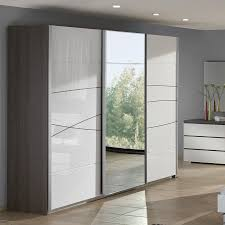 fly armoire chambre armoire 3 portes miroir beautiful armoire chambre adulte fly design
