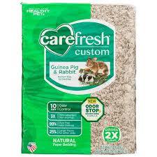 carefresh carefresh custom guinea pig rabbit paper bedding