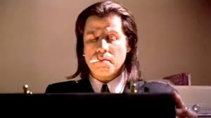 Pumpkin Pulp Fiction Actor by Photo Of John Travolta As