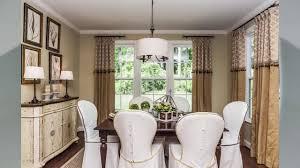 moderne gardinen esszimmer haus ideen