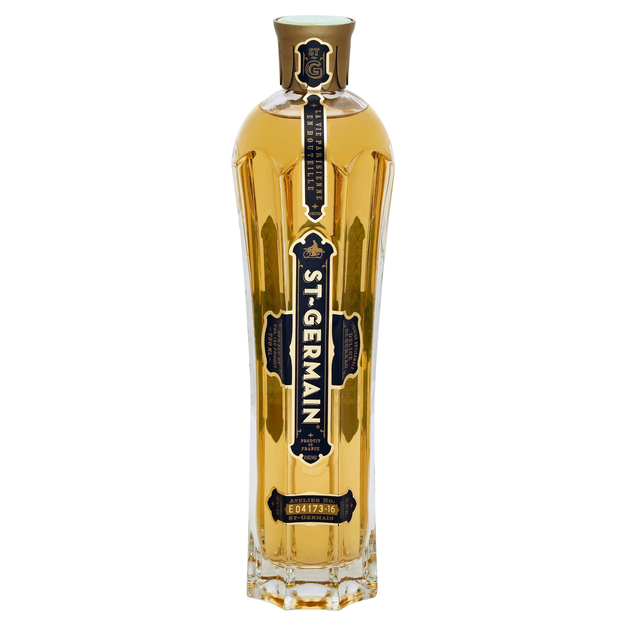 St Germain Elderflower Liqueur - 750ml