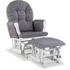 Graco Nursery Glider Chair Ottoman by Gliders U0026 Rockers Walmart Com